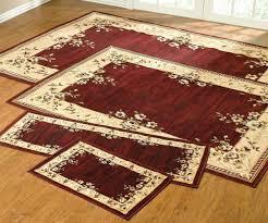 3 piece kitchen rug set home depot