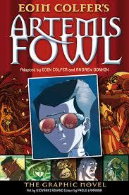 the artemis fowl graphic novels