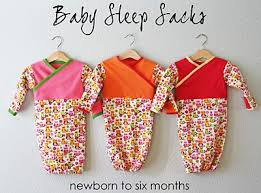 Free Baby Sewing Patterns Extraordinary Free Pattern Baby Sleep Sack Or Spring Scrunched Baby Dress Sewing