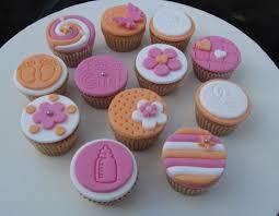 Easy Fondant Cupcakes General Decor Food Games Ideas Baby
