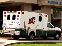 Johnston Ambulance Service Motorcyclist In Serious Condition Following Crash On Johnston Street