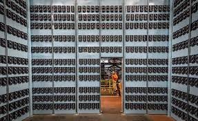 Has a different take on the matter. Bitcoin Mining Helps Boost A Growing Data Center Market 2020 11 18 Engineering News Record