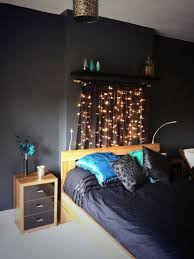 cool lighting for bedrooms. How To Use String Lights For Your Bedroom Ideas Cool Lighting Bedrooms E