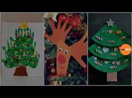 Christmas Crafts For Kids  Christmas Tree Hat Craft  Kids Play BoxChristmas Crafts For Preschoolers