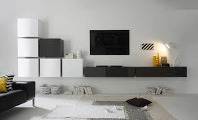 Lovely Wohnwand Grau Ideen 8 Wohnwand Grau Weiß überraschend Auf