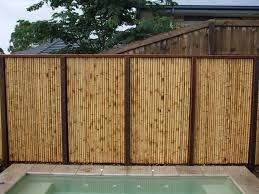 Cheap Bamboo Fence