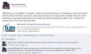 Lbn Online Strength Fitness Workouts Lbn Online Strength