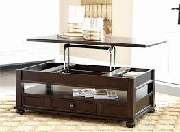 outstanding lift top coffee tables for 8 black round table mechanism wedge retractable dark brown