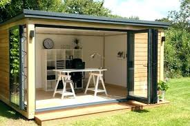 office garden pod. Insulated Garden Office Shed A Tetra Modular Buildings Foundation System Rooms . Pod