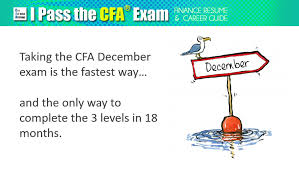Cfa Candidate Resume Simple How To Become A CFA In 48 My Awesome Complete Guide