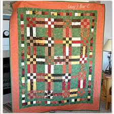 9 Patch Quilt Designs 9 Patch And Rails Quilt Pattern Quilt Pattern