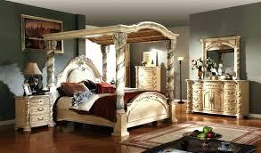 American Signature Bedroom Furniture Set White