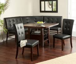 fresh decoration wood dining room table sets elegant breakfast nook with corner bench seating