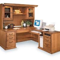 oak desks for home office. exellent for lshaped desk with hutch home office  awesome furniture idea with  brown oak throughout desks for