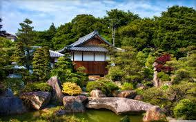 Japanese Garden Ultra HD Desktop ...