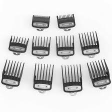 Understanding Haircut Lengths 1 2 3 4 The Hair Clipper