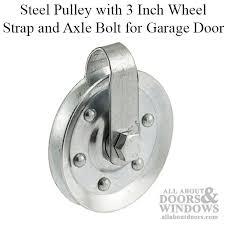 garage door pulley wheelReplacement Garage Door Rollers  Garage Door Pulley Replacement