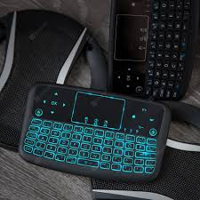 <b>Alfawise A9 New Touch</b> 2.4GHz Wireless Keyboard Flying Mouse