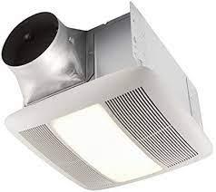 Amazon Com Nutone Qtxen150flt Ultra Silent Bath Fan With Light And Nightlight Energy Star Home Kitchen