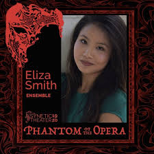 Synetic Theater - PHANTOM CAST SPOTLIGHT: Eliza Smith is... | Facebook