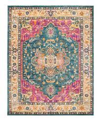 safavieh rugs blue yellow belinda madison rug
