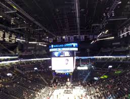 Barclays Wrestling Seating Chart Barclays Center Section 215 Seat Views Seatgeek