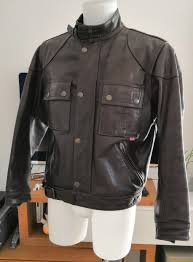 belstaff cougar blouson leather jacket size l 1 of 12only 1 available