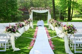 Garden Wedding Ideas Decorations Ideas For A Garden Wedding Decoration  Garden Wedding Decorations Pictures