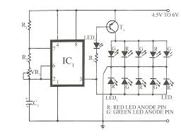 led flasher circuit diagram info bicolour led flasher circuit electronics project wiring circuit