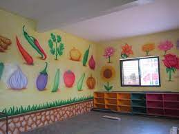 wall nursery class room decoration