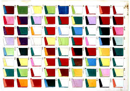33 Meticulous Colour Combo Chart