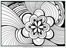 Fabulous Pictures Of Large Print Coloring Pages For Adults