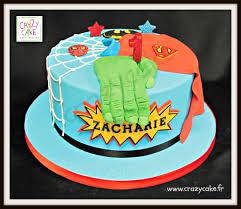 Superhero Cake Design Superhero Cake Rachid Flickr