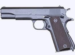 .45 cal Colt 1911