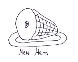 Small Picture Ham Coloring Pages Gekimoe 66975