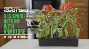 What Are Mechanics In A Floral Design Mechanics Techniques With Hitomi Gilliam Designing In