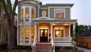 small historic house plans small victorian house plans brick stairs railings garden white trim black framed windows double doors grey walls roofs victorian