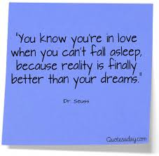 You Know You're In Love When Quotes A Day Unique You Know You Re In Love When Quotes