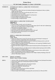 Medical Technology Example 14 Reasons Why Example Of Invoice And Resume Template Ideas