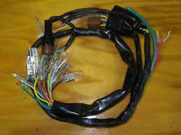 honda sl350 wiring harness new 1969 honda sl350 wire harness image is loading honda sl350 wiring harness new 1969 honda sl350