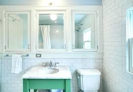 Vanity Mirror Medicine Cabinet Recessed Vanity Mirror Cabinet
