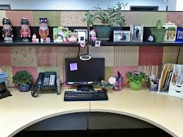 office cubicle decorations. This Lady Decorated The Walls Of Her #cubicle With Scrapbook Paper. I Think It Office Cubicle Decorations K