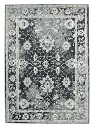 gray persian rug rugs antique styled multi colored
