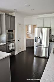 A Two-Toned Client Kitchen + An Announcement - Evolution of Style