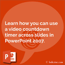 Countdown Timer For Powerpoint Free Download Excellent Countdown
