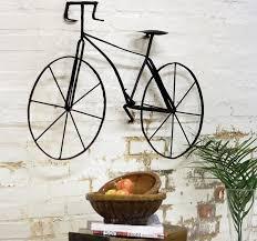 scrap metal bicycle wall art sculpture on metal bike wall art with scrap metal bicycle wall art sculpture antique farmhouse