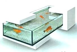 coffee table fish tanks cool tank glass pertaining to for uk full size