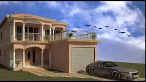 Small Picture Trelawny Jamaica Gated Community Jamaica Luxury Modern Blue Prints