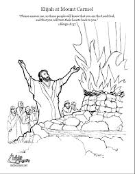 Select from 35641 printable crafts of cartoons, nature, animals, bible and many more. Elijah On Mount Carmel Coloring Page Script And Bible Story Http Kidscorner Reframemedia Co Bible Coloring Pages Sunday School Coloring Pages Elijah Bible