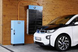 Used BMW I Batteries Store Solar Power At Home TechCrunch - Home solar power system design